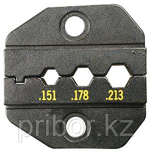 Pro`skit 1PK-3003D20 Насадка для обжима 1PK-3003F  (SMA, SMB,SRF)