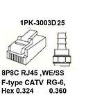 Pro`skit  1PK-3003D25 Насадка для обжима 1PK-3003F, фото 3