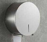 Диспенсер для туалетной бумаги из нержавеющей стали Steel