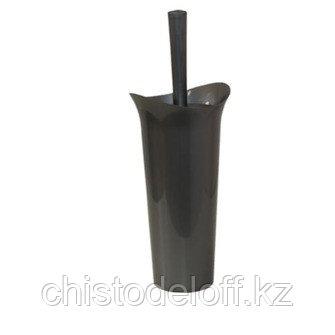 Комплект для туалета ЛОТОС металлик М- пластика