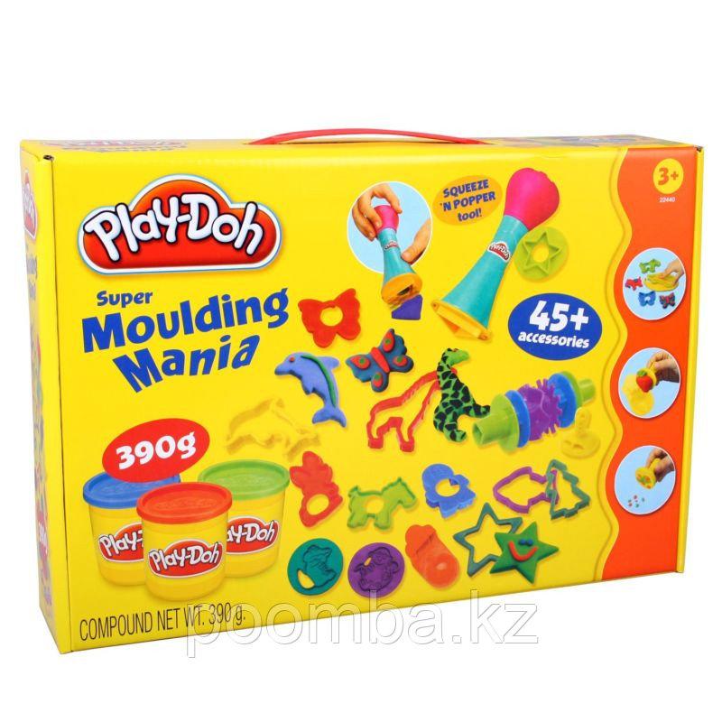 Набор пластилина Play Doh Супер-мания
