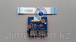 USB плата, порт, разъем 2.0 HP Pavilion DV6-6000