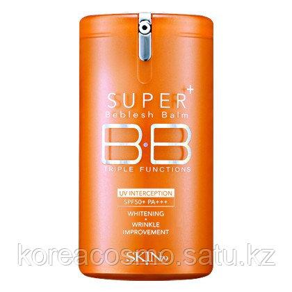 "ББ крем ""SKIN79 SUPER PLUS BEBLESH BALM TRIPLE FUNCTIONS SPF50+ PA+++"" (Orange)"