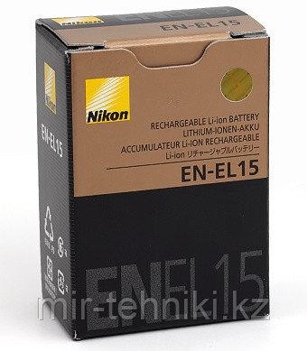 Аккумулятор Nikon EN EL-15 / EN-EL15a/EN-EL15b (оригинал)