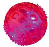 Trixie 33643 Игрушка Мяч светящийся, Диаметр 6,5 см.