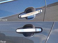Хром накладки на ручки дверей Toyota Camry V40/45 2006-11