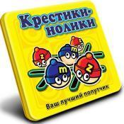 """Магнитная игра """"Крестики-Нолики"""""""