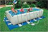 Каркасный сборный бассейн Intex Ultra Frame Pool.  549 х 274 х 132 см.