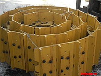 14X-32-01200 гусеница на KOMATSU D65E-12