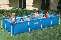 Каркасный бассейн Intex. 4,5х2,2х0,84см., фото 1