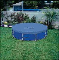 Тент-чехол для каркасного бассейна диаметром: 366 см, фото 1