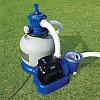 Песчаный электрофильтр для каркасных и надувных бассейнов Intex