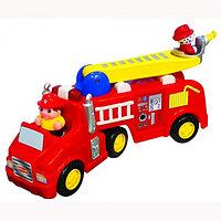 Kiddieland Музыкальная пожарная машина