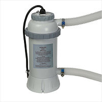 Нагреватель воды в бассейне Intex диаметром не более 457 см