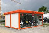 Быстросборные сборно-разборные мобильные модульные здания, 20 футовый разборный модуль, фото 2