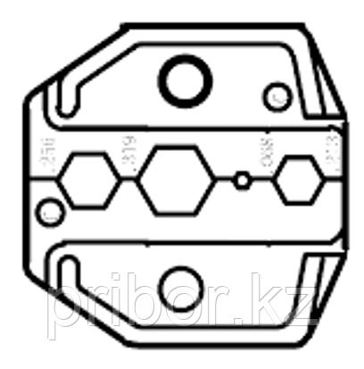 Pro`skit CP-336DC Насадка для обжима CP-371 (RG58,59,62,6)