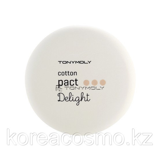 "Пудра для лица ""Delight Cotton Pact"""