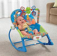 Детский шезлонг 7033 Fisher Price, фото 1