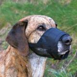Trixie Нейлоновый намордник для собак закрытый с сеткой №1. 14-18см (Трикси, 19261)
