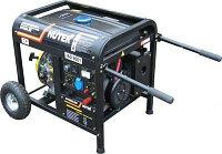 Электрогенератор бензиновый HUTER DY6500LXW (с функцией сварки, с колёсами) 5 кВт, фото 1