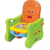 Детский Стул-горшок WB-B430 Edu Play
