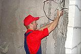 Прокладка кабеля, воздушным, подземным путем, штробление, фото 2