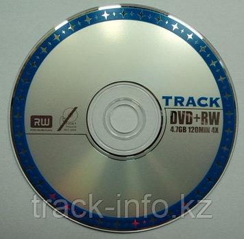 Диски DVD+ RW