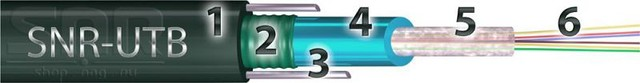 Кабель оптический SNR-UTB-04