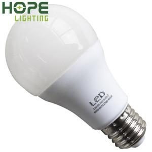 LED Светодиодные лампочки 9w E27 6500K.