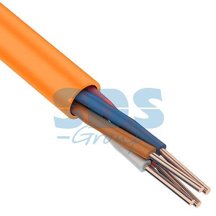 Кабель КПСнг(А)-FRLS 2x2x0,50мм², (0,80мм), 200М ГОСТ Р 53315-2009 REXANT, фото 2