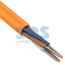 Кабель КПСнг(А)-FRLS 2x2x0,50мм², (0,80мм), 200М ГОСТ Р 53315-2009 REXANT