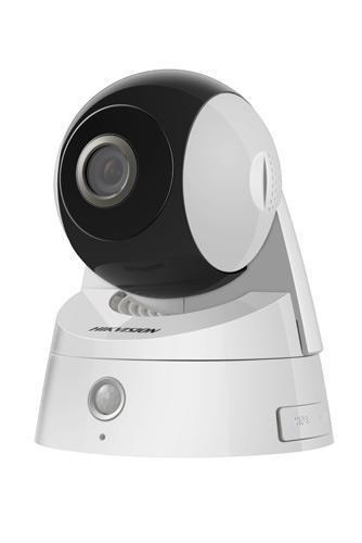 Hikvision DS-2CV2Q21FD-IW/64GB-T поворотная IP-камера