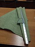 Мешок для эвакуации документов 90х60см с металл. замком из брезента, фото 2