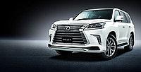 Обвес Modellista для Lexus LX570