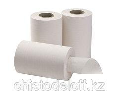 Полотенца рулонные Mini (бытовые) белые  2-слойные ширина рулона 20*23см.15 м.