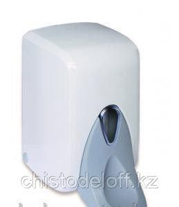 Диспенсер (дозатор) для жидкого мыла ЛОГТЕВОЙ (медицинский) 500 мл.
