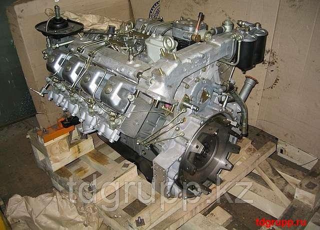 Двигатель КАМАЗ-5320,55102