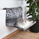 Trixie 43148 Лежанка для кошек на радиатор, Размер: 58х30х38см