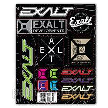 Наклейки exalt