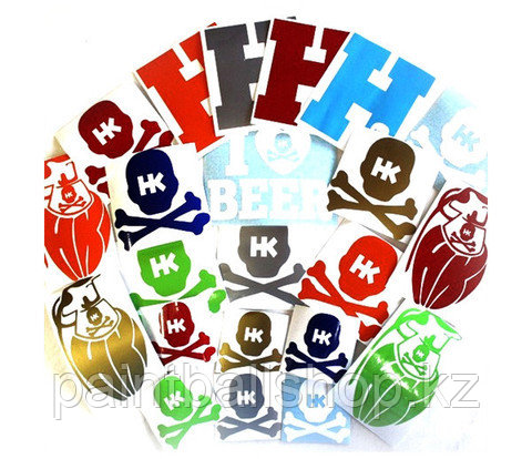 Наклейки HKarmy