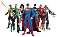 "DC Collectibles ""New 52"" Justice League, Лига Справедливости"