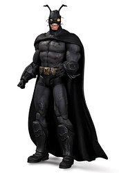 "DC Collectibles ""Batman Arkham City"" Rabbit Hole Batman"