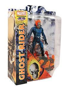 Diamond Marvel Select Фигурка Призрачный гонщик, Ghost Rider