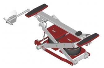 Передвижной ножничный подъемник ASTRA minilift
