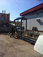 Аренда прокатного стана для изготовления металлоконструкций арочных зданий