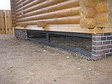 Литые наконечники, отливки, буры одновитковые и многовитковые для винтовых свай, фото 6