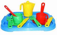 Набор детской посуды Анюта