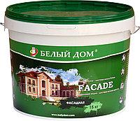 Краска акриловая водно-дисперсионная FACADE