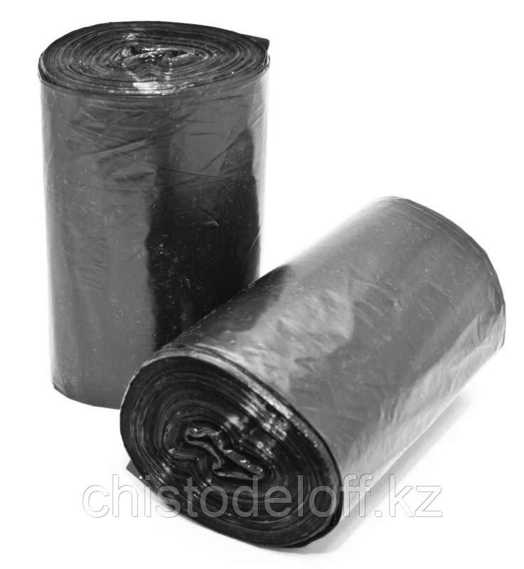 Пакет для мусора 120 л.Плотные 20 мкр.