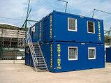 Проектирование, монтаж сборно-разборных зданий из блок-контейнеров, фото 3